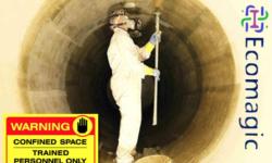Bonifica Serbatoi di Gasolio Interrati e Vetrificazione con prova di tenuta Cisterna