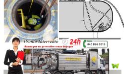 Bonifica Vetrificazione e Prova di Tenuta Cisterne di Gasolio