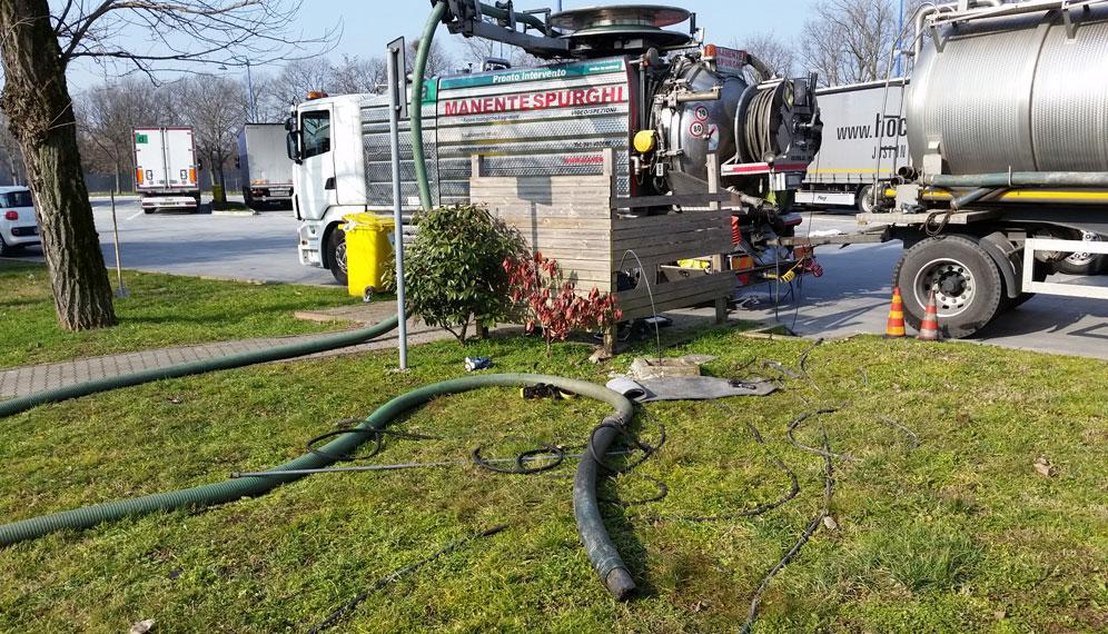 bonifica cisterne di gasolio venezia pordenone salzano