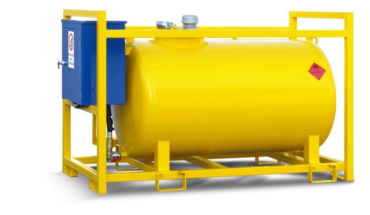 Bonifica Cisterne Serbatoi
