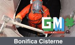 Bonifica Cisterne di Gasolio Piacenza