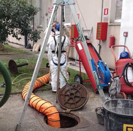 Bonifica cisterne e Serbatoi di Gasolio Reggio Emilia