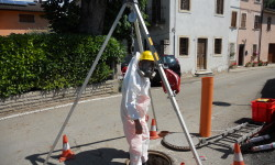 Bonifica cisterne di gasolio cacciatori