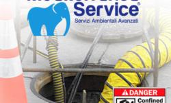 Pulizia Bonifica Cisterne Serbatoi e Vasche Di Gasolio - Mediterranea Service